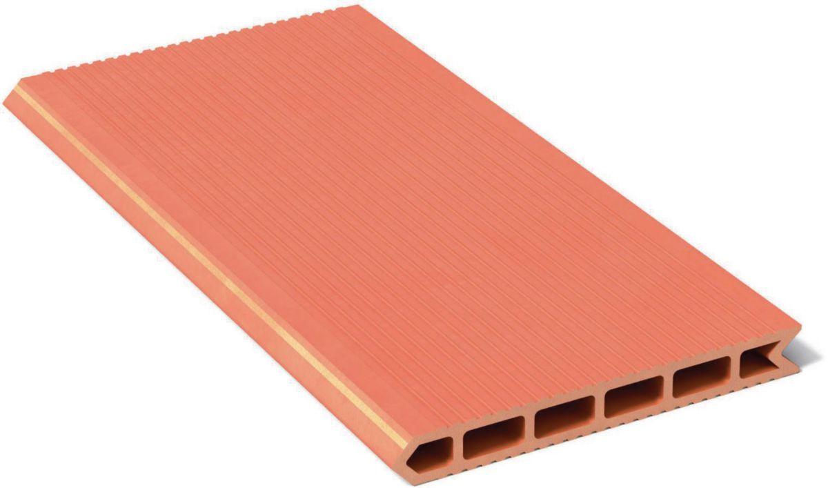 Brique De Plafond Maxi Plafond Bouyer Leroux L 500 L 30 Mm H  # Cheville Pour Brique Platriere