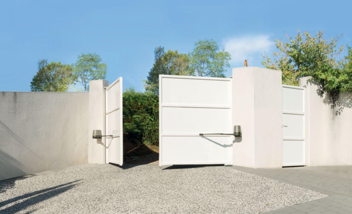 portail pvc point p. Black Bedroom Furniture Sets. Home Design Ideas