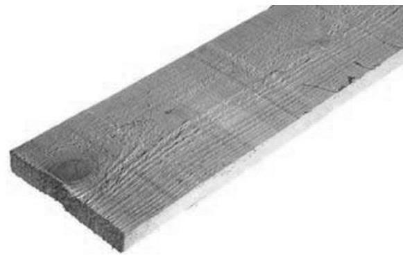 Planche De Coffrage Pin Traité Classe 2 ép 27 Mm Toutes Largeurs L 2 4 M
