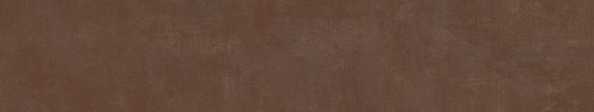 Keraben Plinthe Sol Interieur Gres Cerame Living Marron Lappato 8x60 Cm Point P