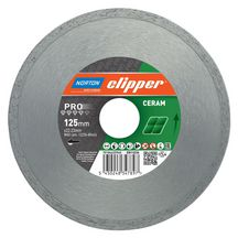 Disque diamant carrelage MD110CD Saint-Gobain Abrasifs - Ø 125 mm Ø alésage 22,2 mm ép. 1,6 mm