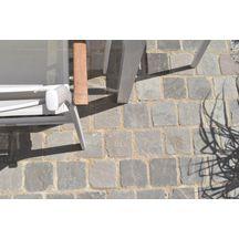 marshalls nv pav kandla 14x14x2 5cm calibre gris point p. Black Bedroom Furniture Sets. Home Design Ideas