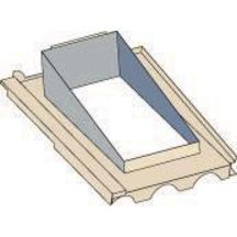 embase d 39 tanch it pr 133 ocre pente 30 36 6 poujoulat couverture distributeur de. Black Bedroom Furniture Sets. Home Design Ideas