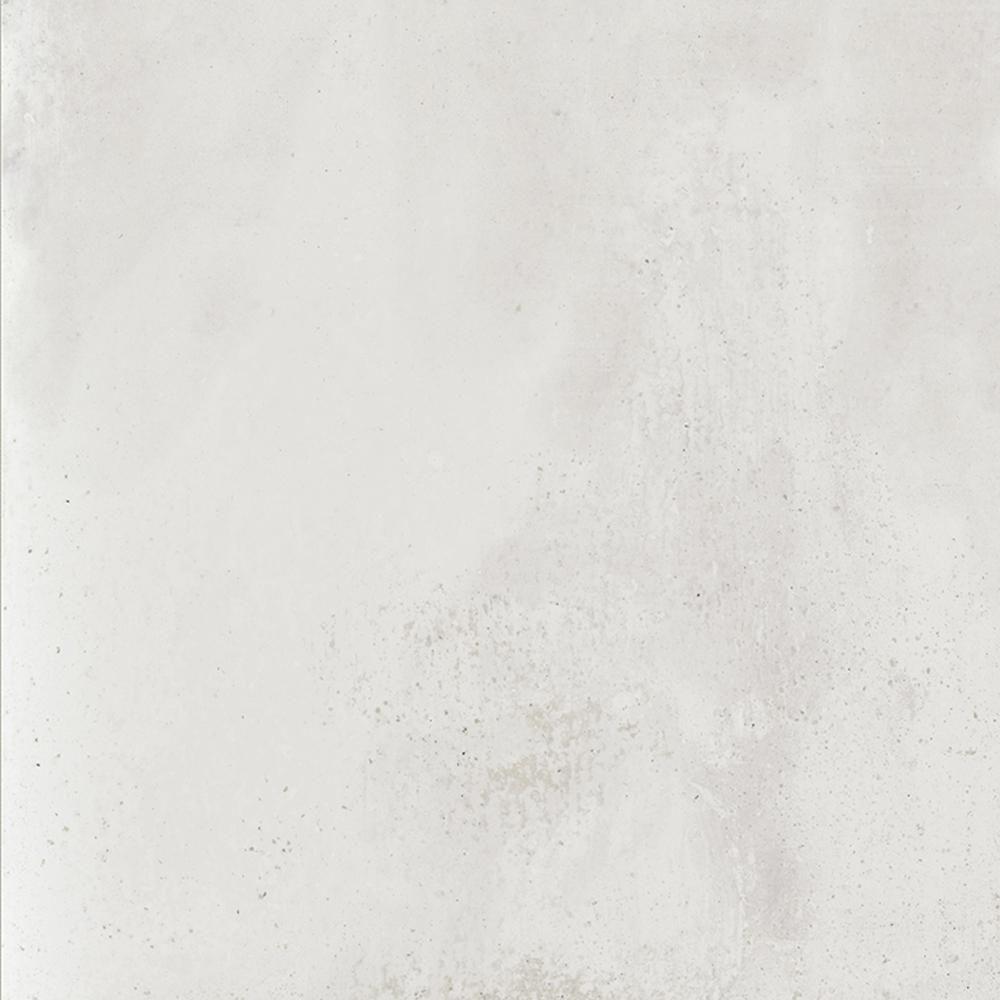 Monocibec Carrelage Sol Interieur Gres Cerame Antiderapant One Blanc 60x60 Cm Point P