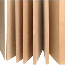 MDF Medium standard mince 244x122cm 3mm