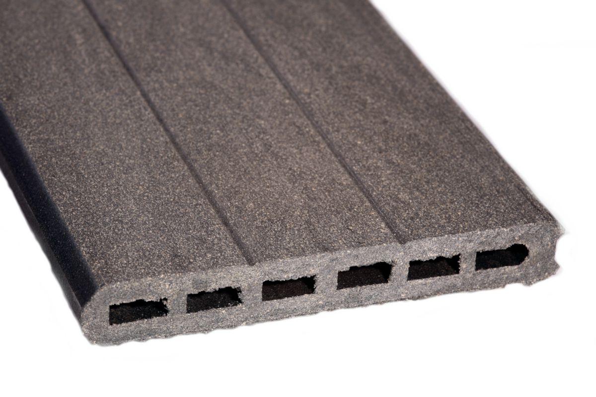 silvadec lame 233 cran deck bois composite forexia el 233 gance gris anthracite silvadec