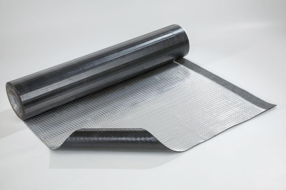 feuille aluminium isolant thermique cool isolation. Black Bedroom Furniture Sets. Home Design Ideas