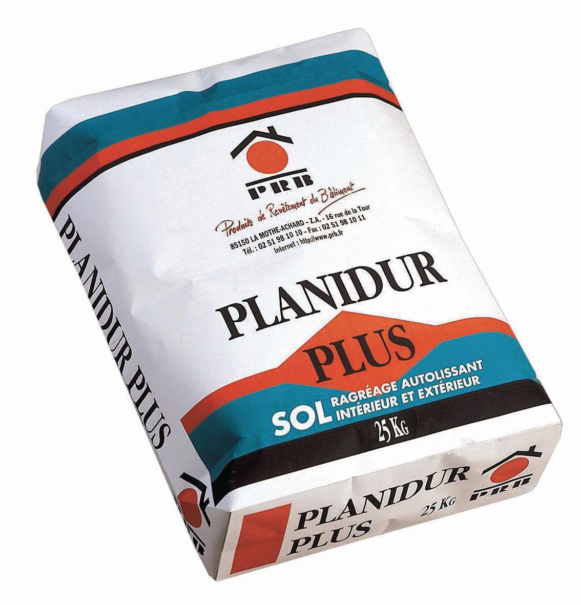 Excellent Enduit Autolissant Planidur Plus Sac De Kg Prb Dcoration  Intrieure De Matriaux De Pointp With Enduit De Ragrage