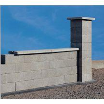 chaperons chapeaux piliers b ton pierre reconstitu e cl tures portails grillages. Black Bedroom Furniture Sets. Home Design Ideas