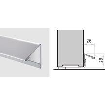 bloc porte m tallique coupe feu ei2 60 laqu blanc tableau 205x100 cm p 60 mm ninz. Black Bedroom Furniture Sets. Home Design Ideas