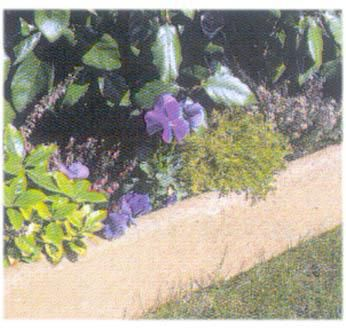 bordure jardin point p bordures jardin idees designs repandus orleans taupe inoui bordures. Black Bedroom Furniture Sets. Home Design Ideas
