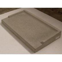 appui de fen tre b ton gris l 100 cm l 35 cm adg beton mat riaux bois gros oeuvre. Black Bedroom Furniture Sets. Home Design Ideas