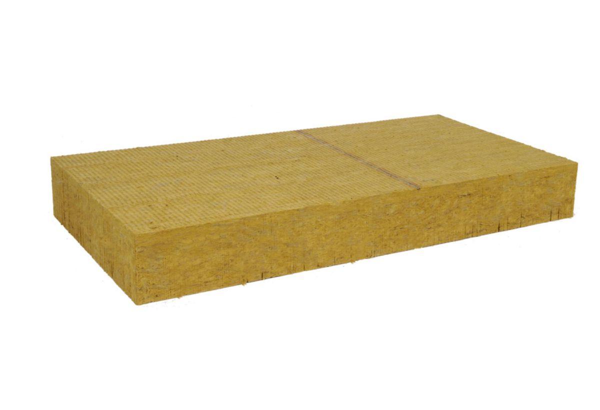 Laine de roche compresse isolant en laine de roche pour - Rouleau laine de roche ...