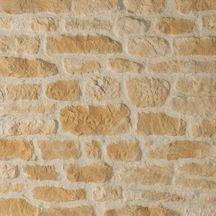 Parement mural Causse - ton terre de sienne - multiformat - ép. 3 cm ...