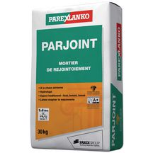Mortier de rejointement Parjoint sac de 30kg sable J40