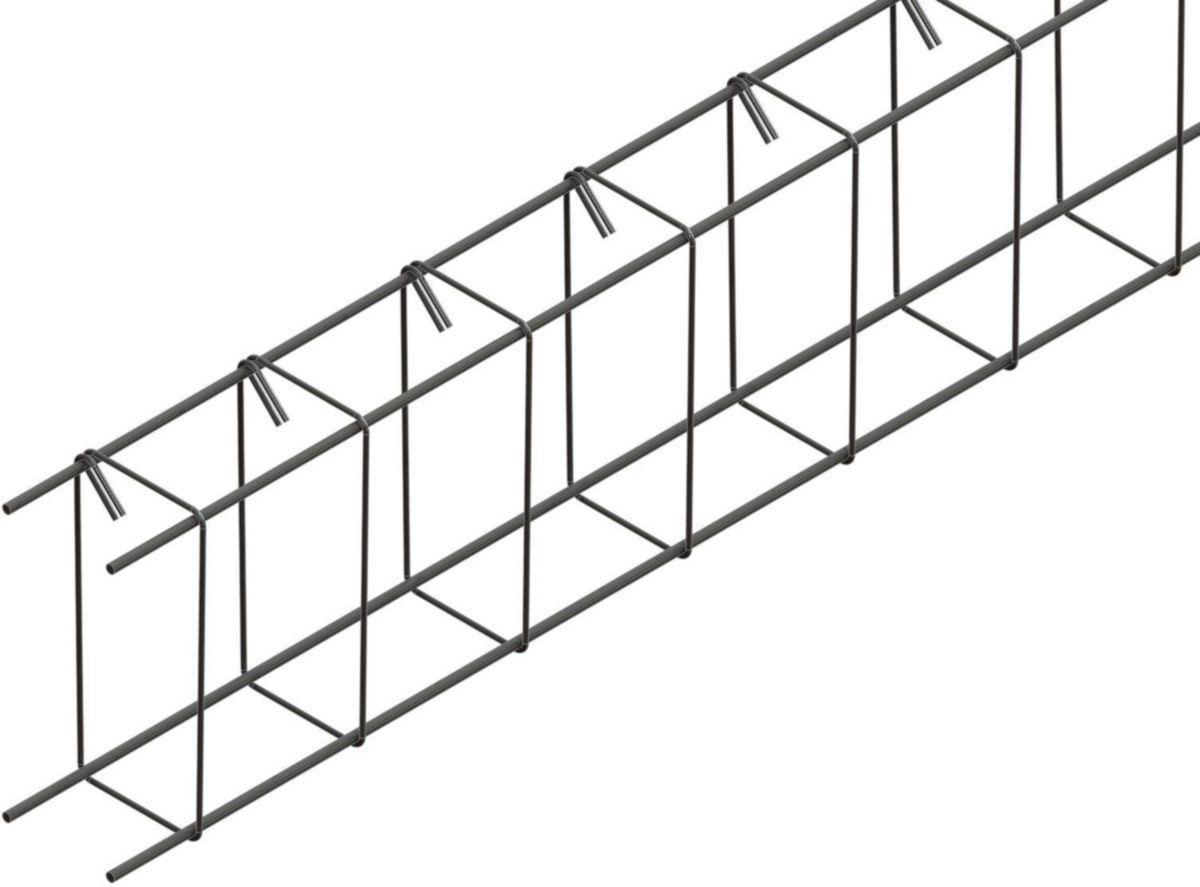 espacement chevron bac acier et with espacement chevron. Black Bedroom Furniture Sets. Home Design Ideas