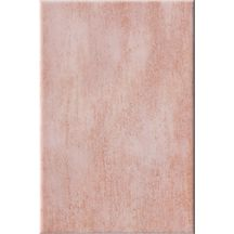 Carrelage mural fa�ence Les Exclusifs Antibes rose fonc� 20x30 cm