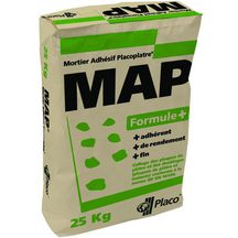 Mortier colle MAP Formule+ - sac de 5 kg