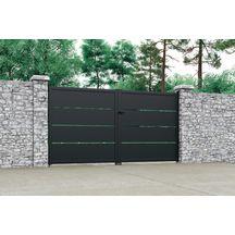 Portails En Fer Portails Terrasses Et Exterieurs Distributeur