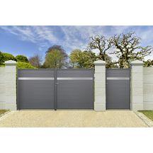 Portails Terrasses Et Exterieurs Distributeur De Materiaux De