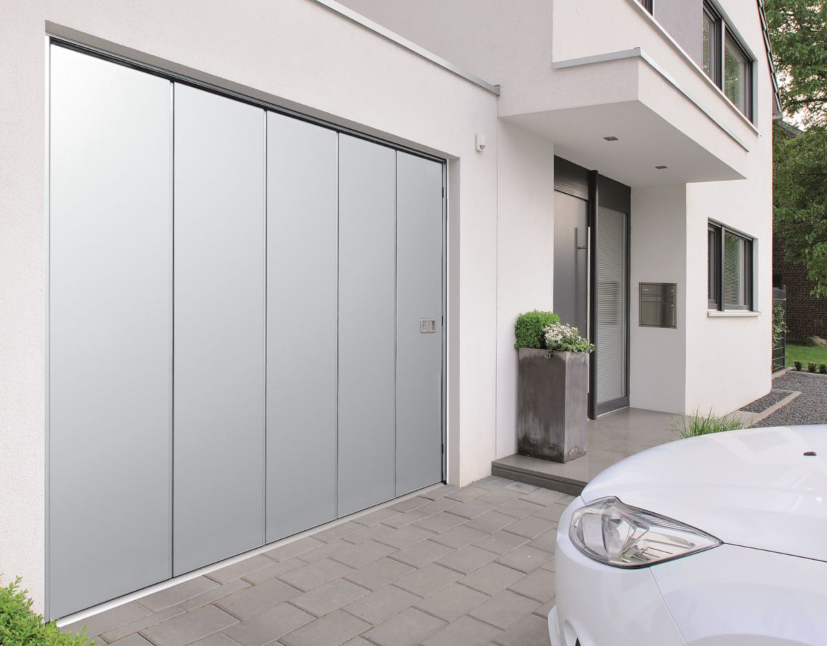 tubauto distribution sas porte de garage sectionnelle. Black Bedroom Furniture Sets. Home Design Ideas