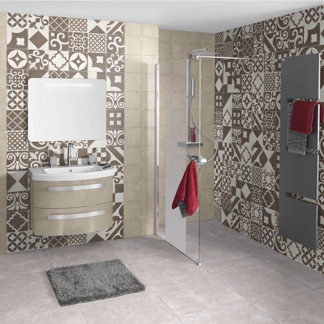 carrelage iris terre tendance d co tuiles c ramiques. Black Bedroom Furniture Sets. Home Design Ideas