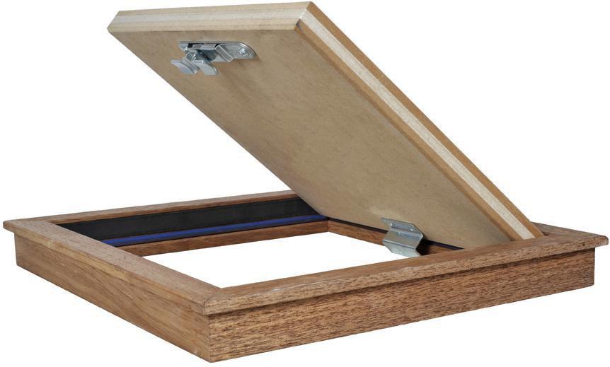 trappe de visite bois trappe de visite bois semin 50 x 63 cm leroy merlin trappe de visite. Black Bedroom Furniture Sets. Home Design Ideas