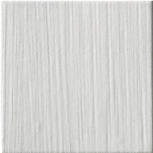 Carrelage mural gr�s c�rame �maill� Les Exclusifs Crest 10W blanc 10x10 cm