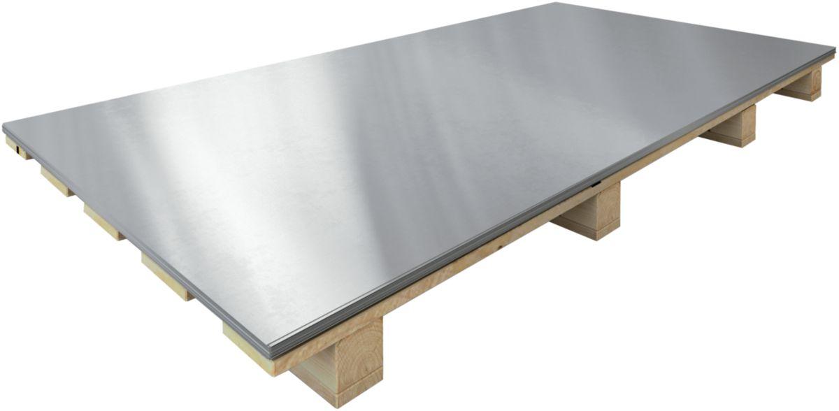 plan travail zinc fabulous credence zinc avec sur idees de decoration interieure et exterieure. Black Bedroom Furniture Sets. Home Design Ideas