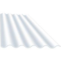plaque translucide clairflex pour plaque ondul e soutuile 190 polyester eternit couverture. Black Bedroom Furniture Sets. Home Design Ideas