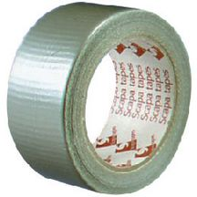 Toile am�ricaine 3162 Scapa - rouleau gris alu 25 m x50 mm