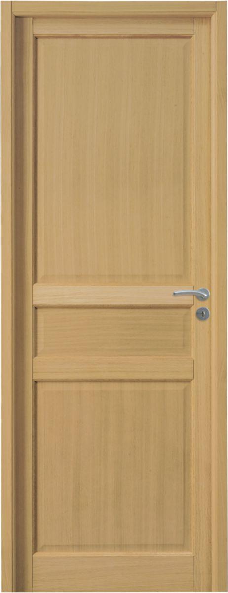 Bloc-porte Jade chêne - huisserie 90mm - poussant droit - 204x83 cm - GIMM  - Portes, fenêtres, menuiserie - Distributeur de matériaux de construction  ... c9190bde955