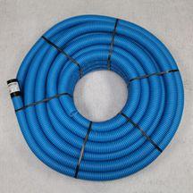gaine annel e lisse tpc bleue diam tre nominal 40 mm rouleau de 25m r f 12487551030 rehau. Black Bedroom Furniture Sets. Home Design Ideas