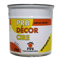 Revêtement de finition DECOR CIRE quartz beige seau de 3kg