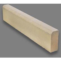 bordure inclin e en b ton p1 pierre l 1 m propreso mat riaux bois gros oeuvre. Black Bedroom Furniture Sets. Home Design Ideas