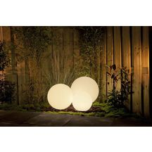 Eclairage boule lumineuse 300x300 mm