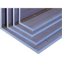 Coffre d 39 habillage en l polystyr ne extrud wedi mensolo l 200x200x2500 mm mm wedi - Polystyrene extrude 20 mm ...