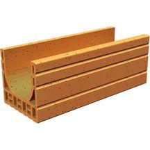 brique isolante linteau cha nage compl mentaire t20 50x20x19 cm porotherm gros oeuvre bpe. Black Bedroom Furniture Sets. Home Design Ideas