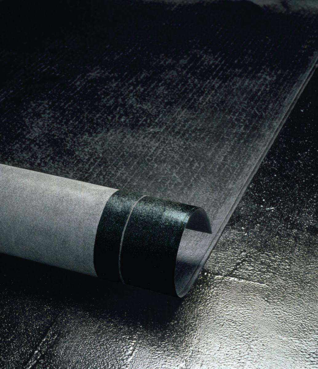 Derbigum Membrane D Etancheite De Toiture Derbigum Sp Fr Noir Ep 4 Mm Rouleau De 7 27x1 1 M 8 M Point P