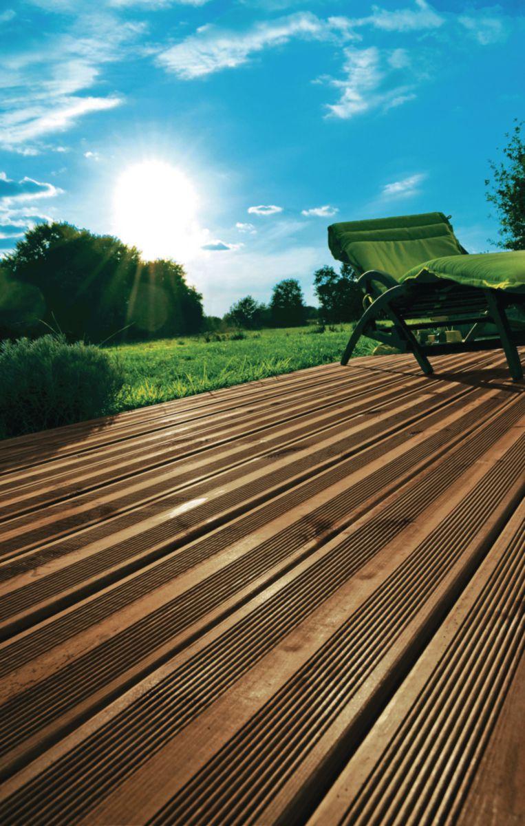 protac lame de terrasse pin rouge du nord preserve 1. Black Bedroom Furniture Sets. Home Design Ideas