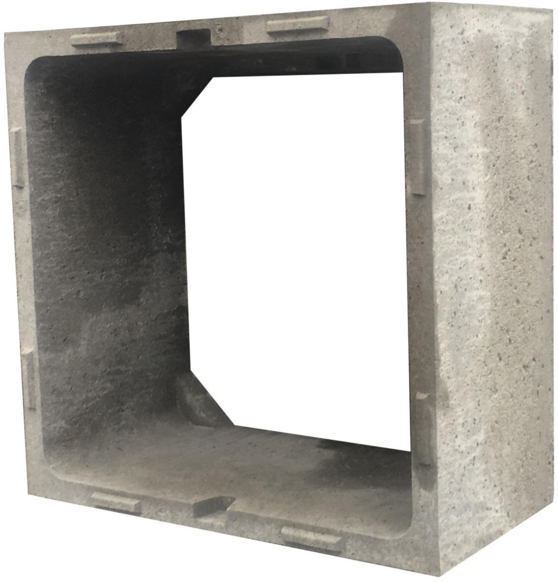 rehausse beton 80 80 construction maison b ton arm. Black Bedroom Furniture Sets. Home Design Ideas