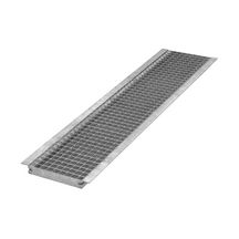 Grille caillebotis b125 Draineco 100 1000x250x20mm