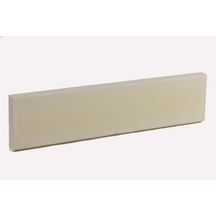 Bordure de parking - ton pierre - 100x23x4,5 cm