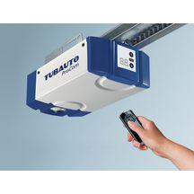 Motorisation sur rail k pour porte de garage procom 10 3 for Porte de garage sectionnelle tubauto europro