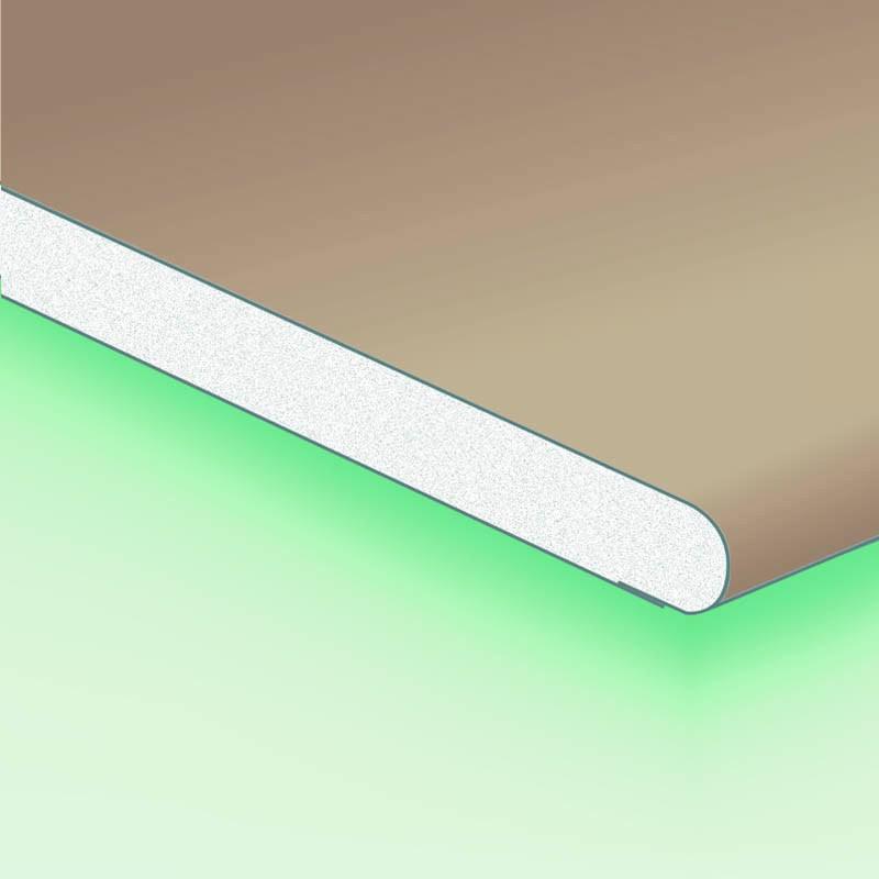 PLACO - Plaque de plâtre Gyplat 40/120 pour plafond   Point.P