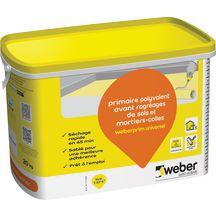 Systeme De Protection A L Eau Sous Carrelage Weber Sys Protec Weber