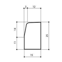 bordure type t2 classe t 1m bip gros oeuvre bpe voirie tp distributeur de mat riaux de. Black Bedroom Furniture Sets. Home Design Ideas