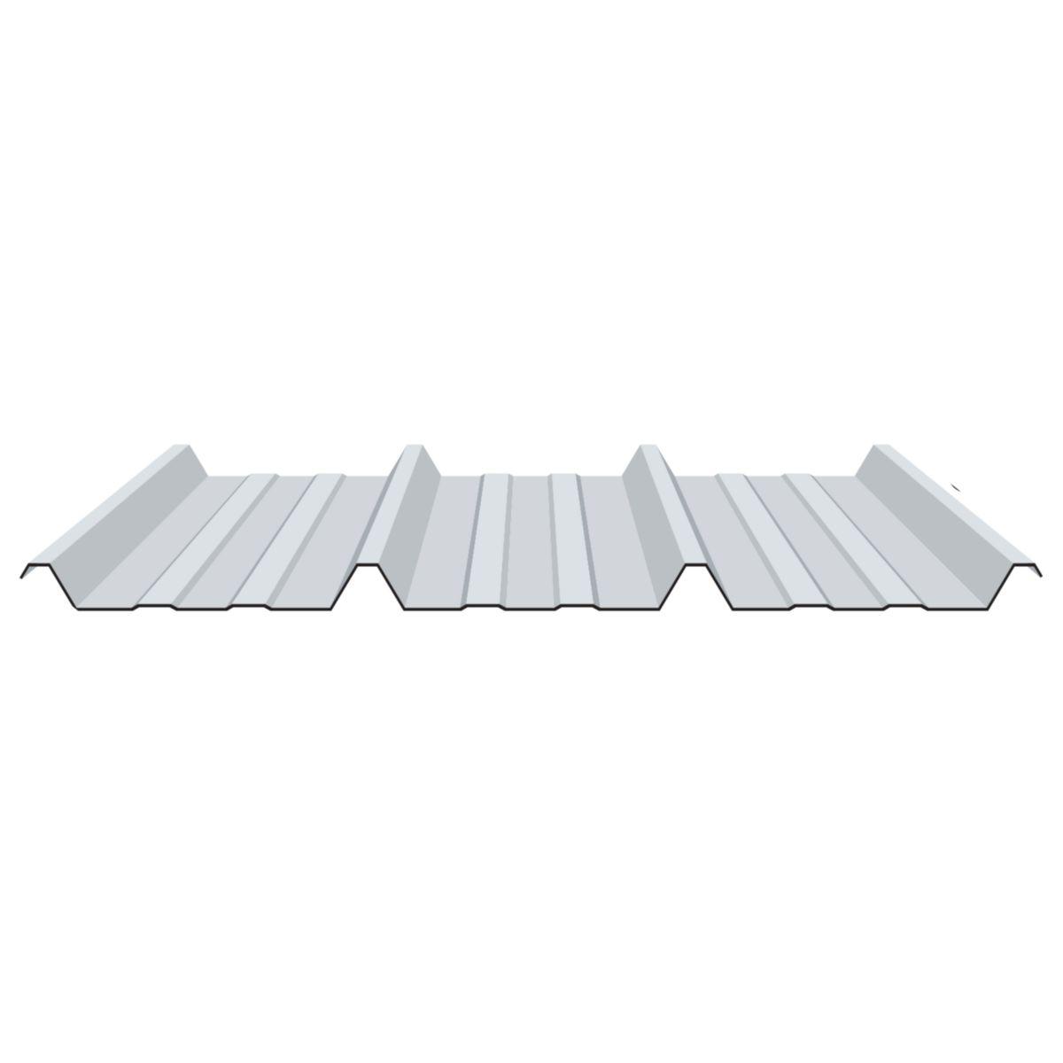 lambourde acier galvanis stunning plaque acier galvanis petite onde with lambourde acier. Black Bedroom Furniture Sets. Home Design Ideas