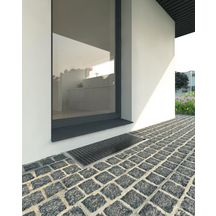 courette d 39 a ration grille 40x20x40 cm maille 30x30 cm aco toiture charpente. Black Bedroom Furniture Sets. Home Design Ideas