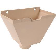 bo te eau pour descente eau pluviale td100 sable nicoll sortie m le 100 mm nicoll. Black Bedroom Furniture Sets. Home Design Ideas
